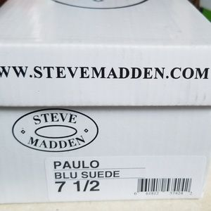Steve Madden Paulo Suede Loafers